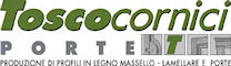 Manufacturer Of Panels For Doors Firmy  - TOSCOCORNICI PORTE SRL